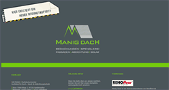 Preview of manig-dach.de